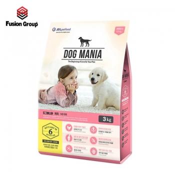 Thức ăn hạt cho chó nhỏ Dog Mania Puppy 3kg